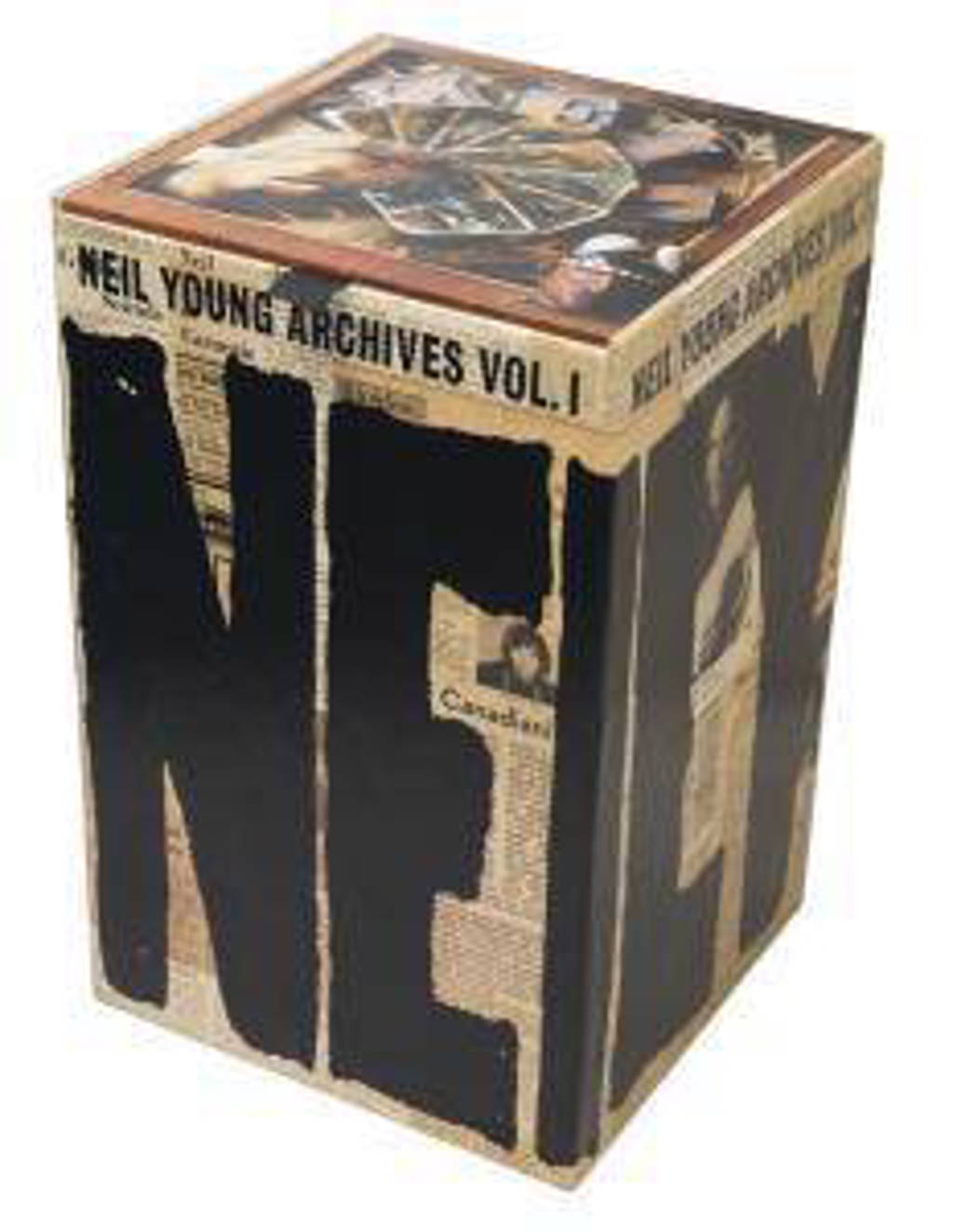 Neil Young - Archives Volume 1(1963-1972) (DVD)