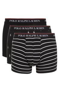 POLO Ralph Lauren boxershort (set van 3), Zwart