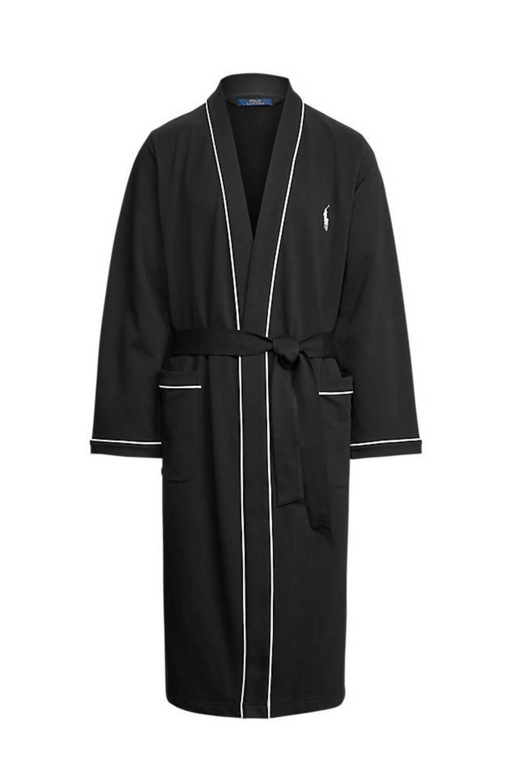 POLO Ralph Lauren badjas zwart, Zwart