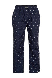 POLO Ralph Lauren pyjamabroek donkerblauw, Donkerblauw