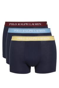 POLO Ralph Lauren boxershort (set van 3), Donkerblauw