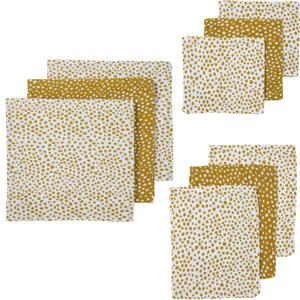 hydrofiele starterset - set van 9 Cheetah wit/honey gold