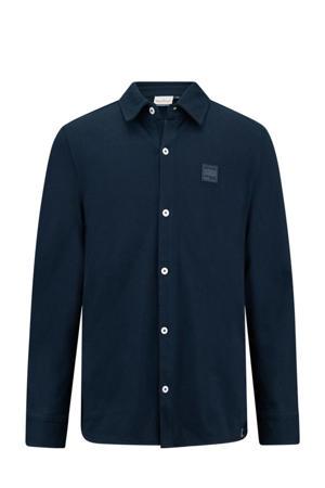 overhemd Dani donkerblauw