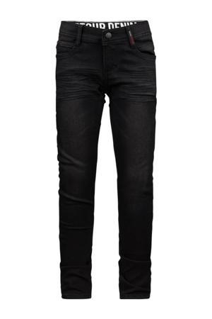 regular fit jeans Luigi black denim