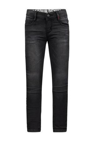 regular fit jeans Luigi dark grey denim