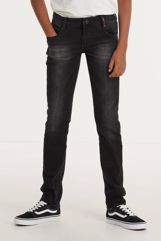 Retour Denim regular fit jeans Sivar black denim, Black denim