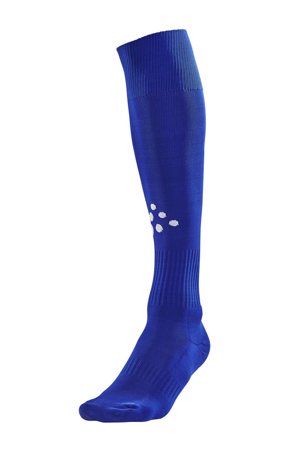 Craft Junior  sportsokken kobaltblauw, Kobaltblauw