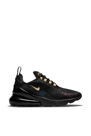 Air Max 270 sneakers zwart/geel/rood