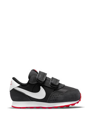 MD Valiant  sneakers zwart/wit/rood