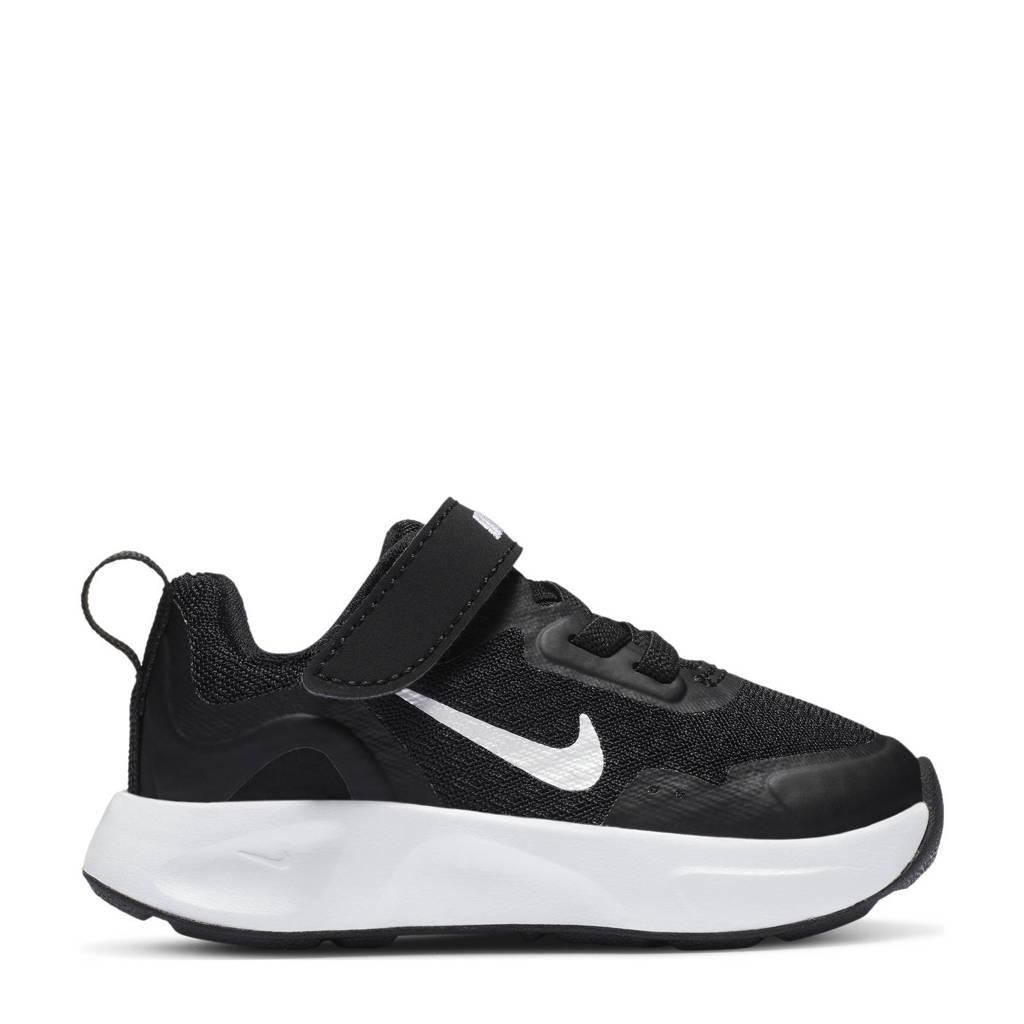 Nike Wearallday  sneakers zwart/wit, Zwart/wit