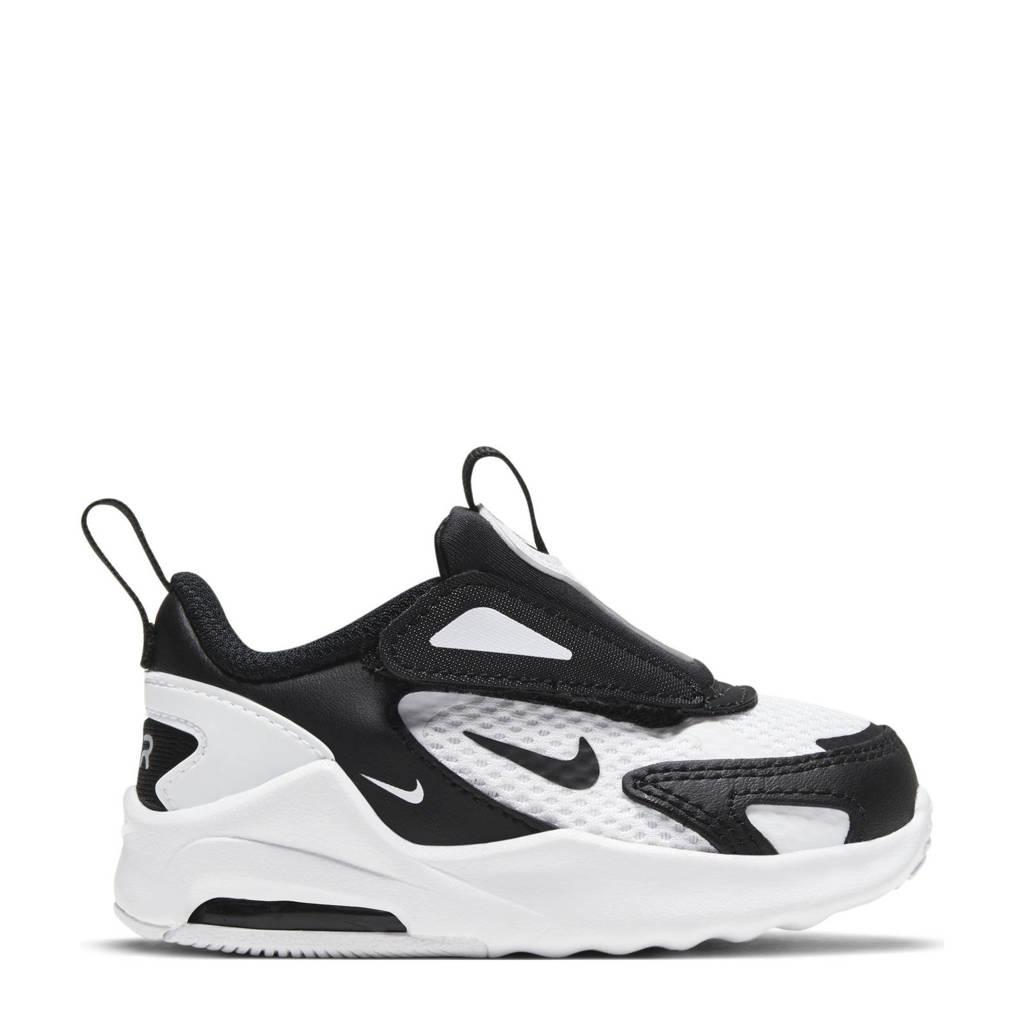 Nike Air Max Bolt sneakers wit/zwart, Wit/zwart