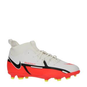 Phantom GT 2 Club DF fg/mg voetbalschoenen wit/rood/geel