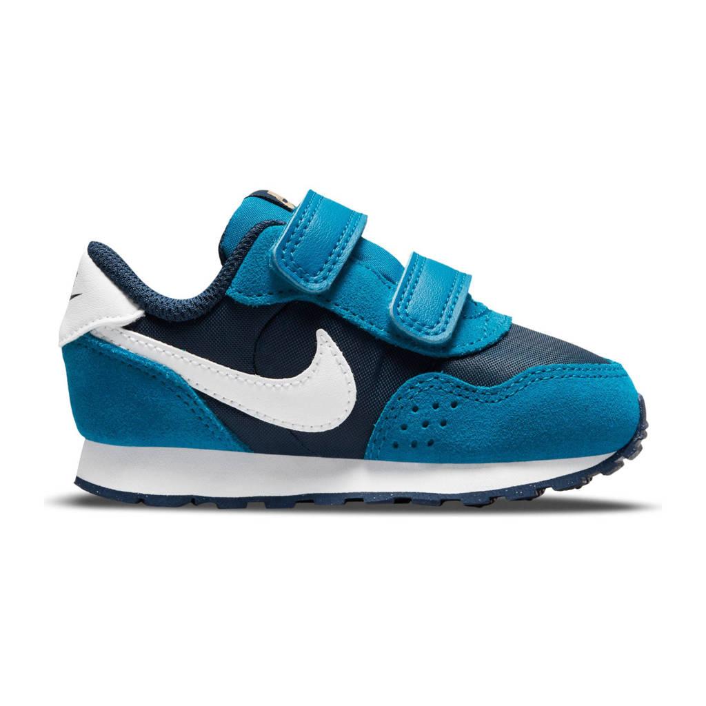 Nike MD Valiant  sneakers donkerblauw/wit/blauw, Donkerblauw/wit/blauw