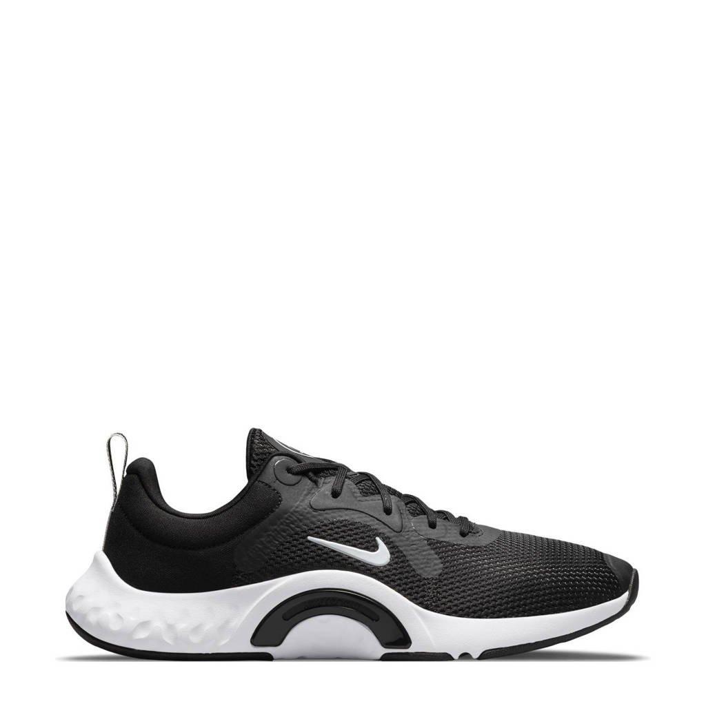 Nike Renew In-Season Tr 11 fitness schoenen zwart/wit, Zwart/wit