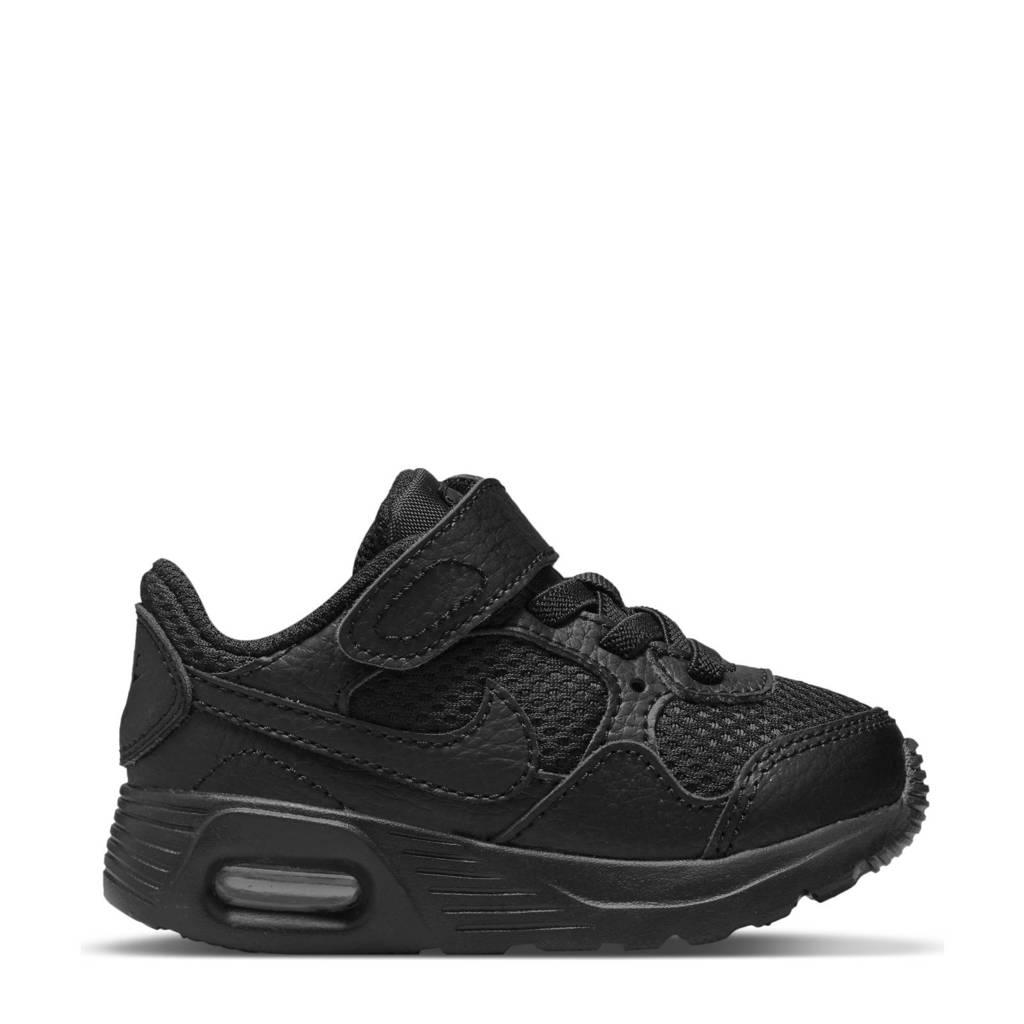 Nike Air Max  sneakers zwart, Zwart
