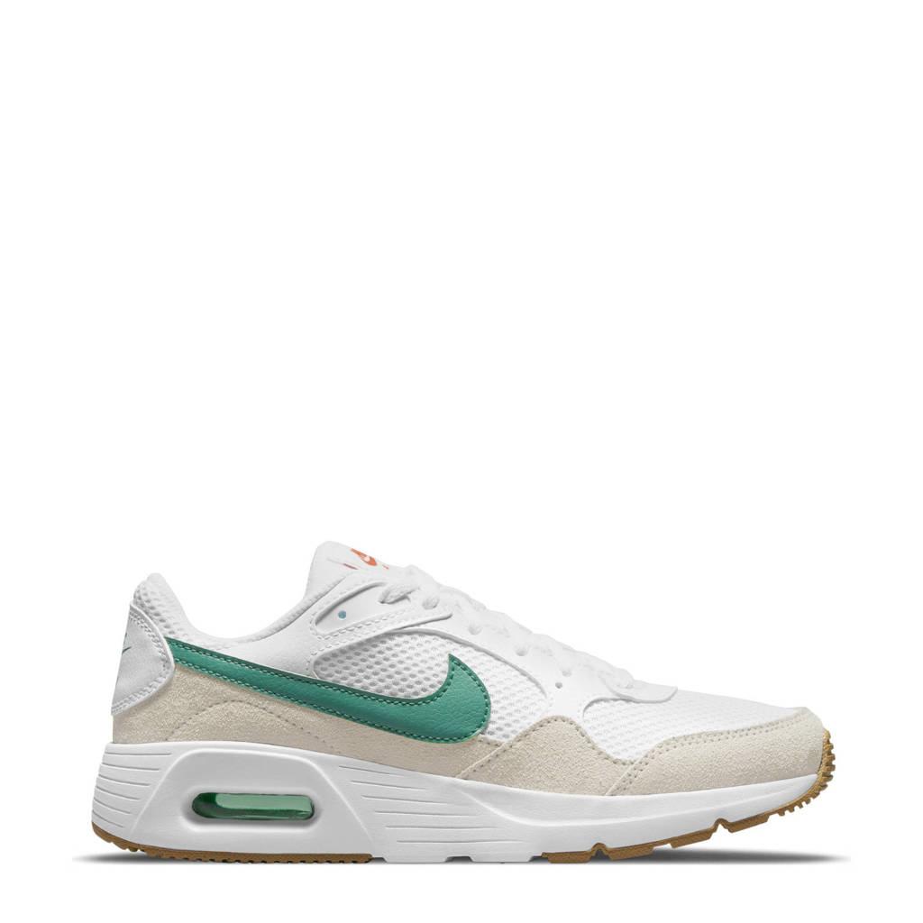 Nike Air Max SC sneakers wit/groen/ecru, Wit/groen/ecru