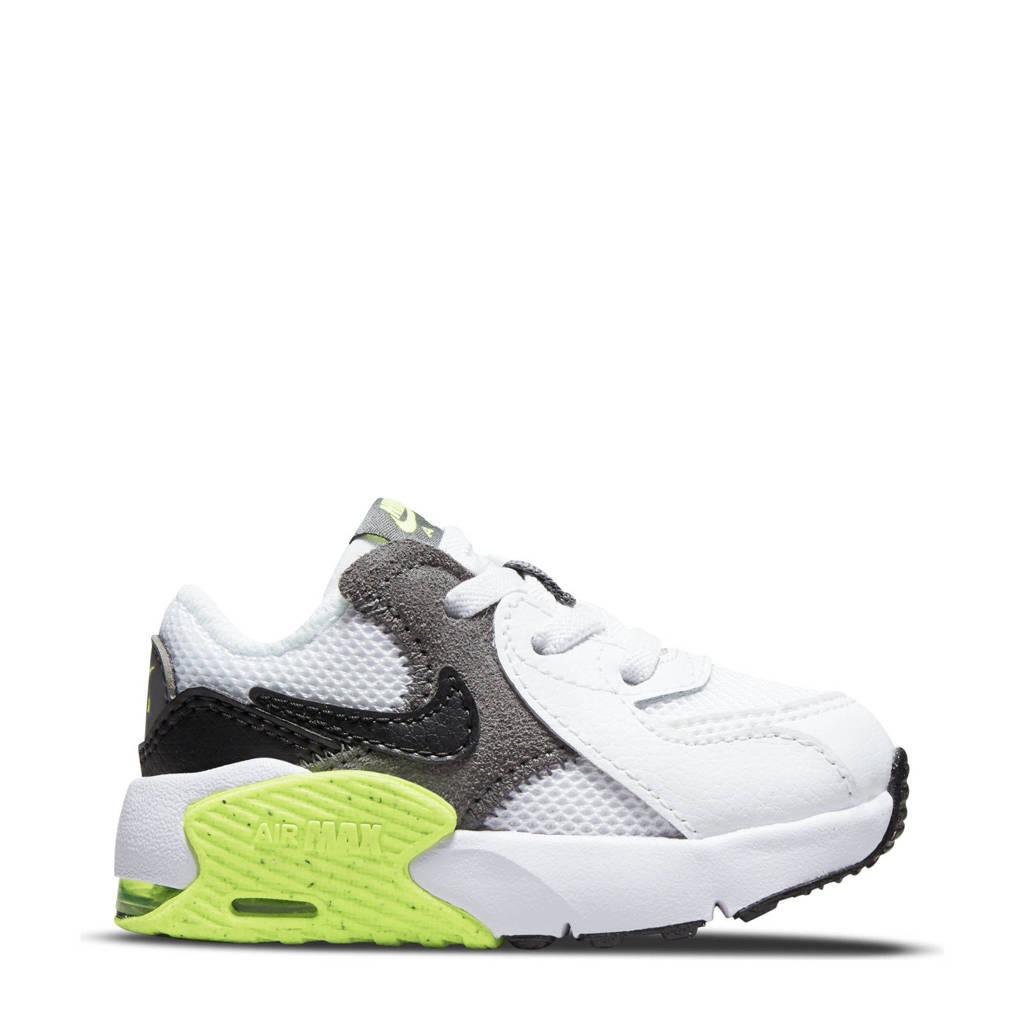 Nike Air Max Excee sneakers wit/zwart/grijs/geel, Wit/zwart/grijs/geel