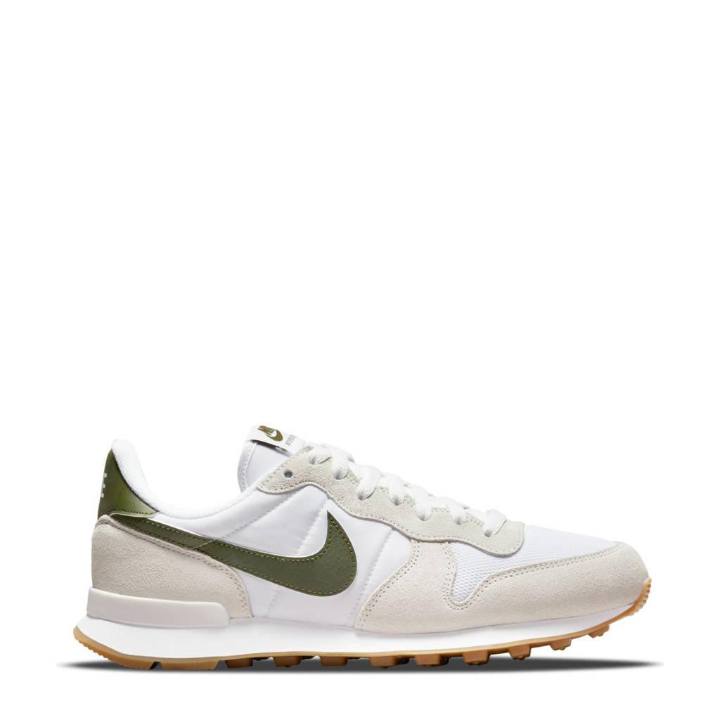 Nike Internationalist  sneakers wit/groen, Wit/groen