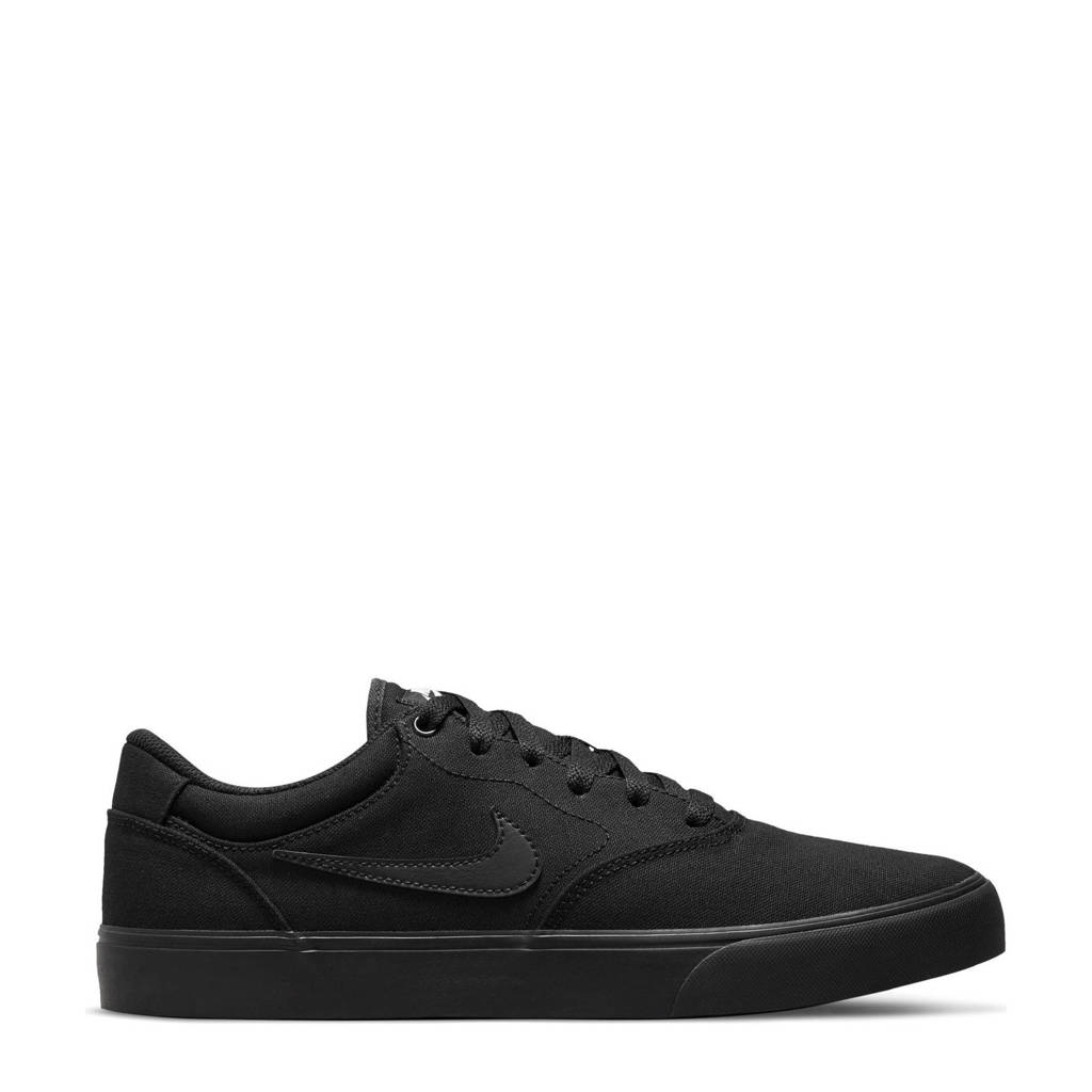 Nike SB Chron 2 sneakers zwart, Zwawrt