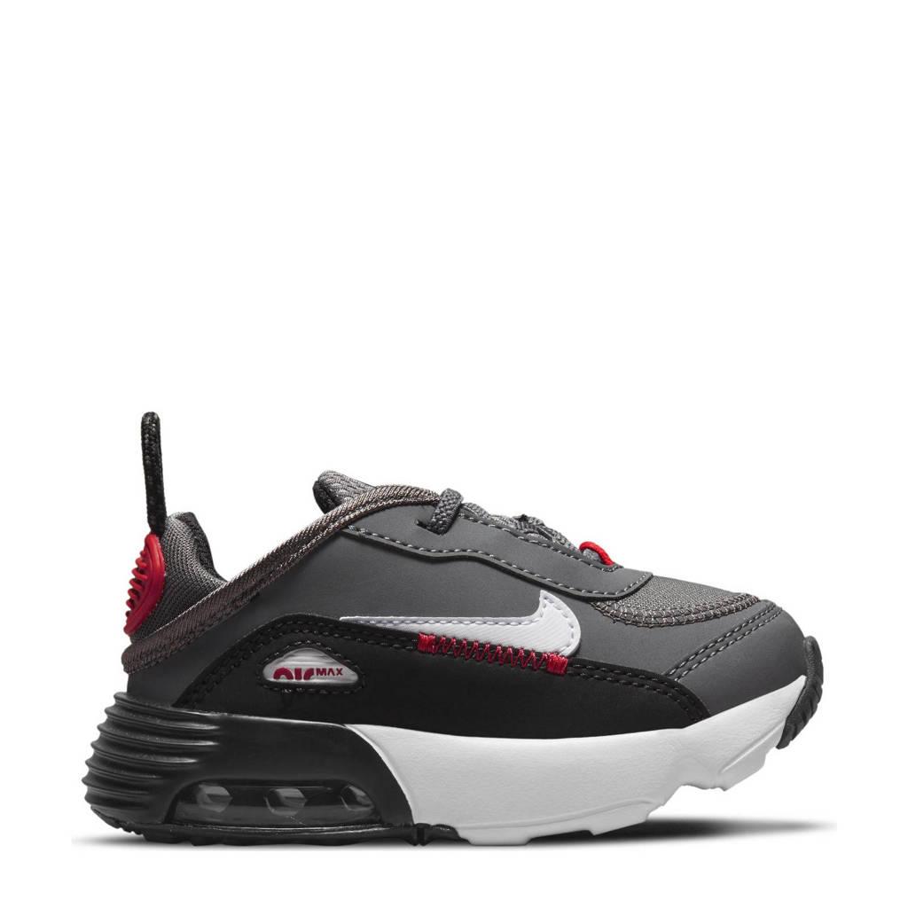 Nike Air Max 2090 C/S sneakers grijs/wit/zwart/rood, Grijs/wit/zwart/rood