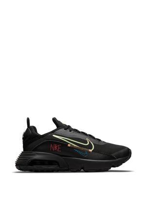 Air Max 2090 sneakers zwart/geel/rood/blauw