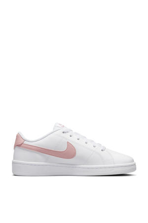 Court Royale 2 sneakers wit/roze