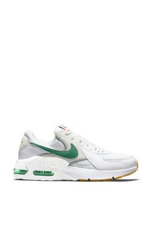 Air Max Excee sneakers wit/groen