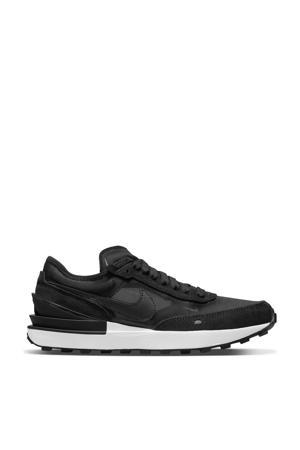 Waffle One  sneakers zwart/wit