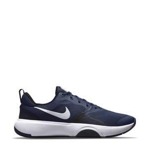 City Rep Tr fitness schoenen donkerblauw/wit
