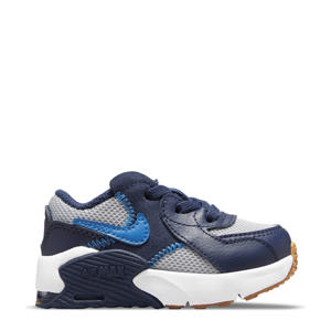 Air Max Excee sneakers antraciet/kobaltblauw/donkerblauw