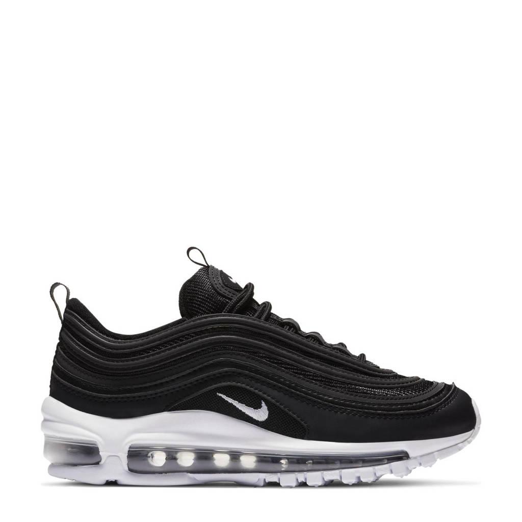 Nike Air Max 97 (GS) sneakers zwart/wit, Zwart/wit