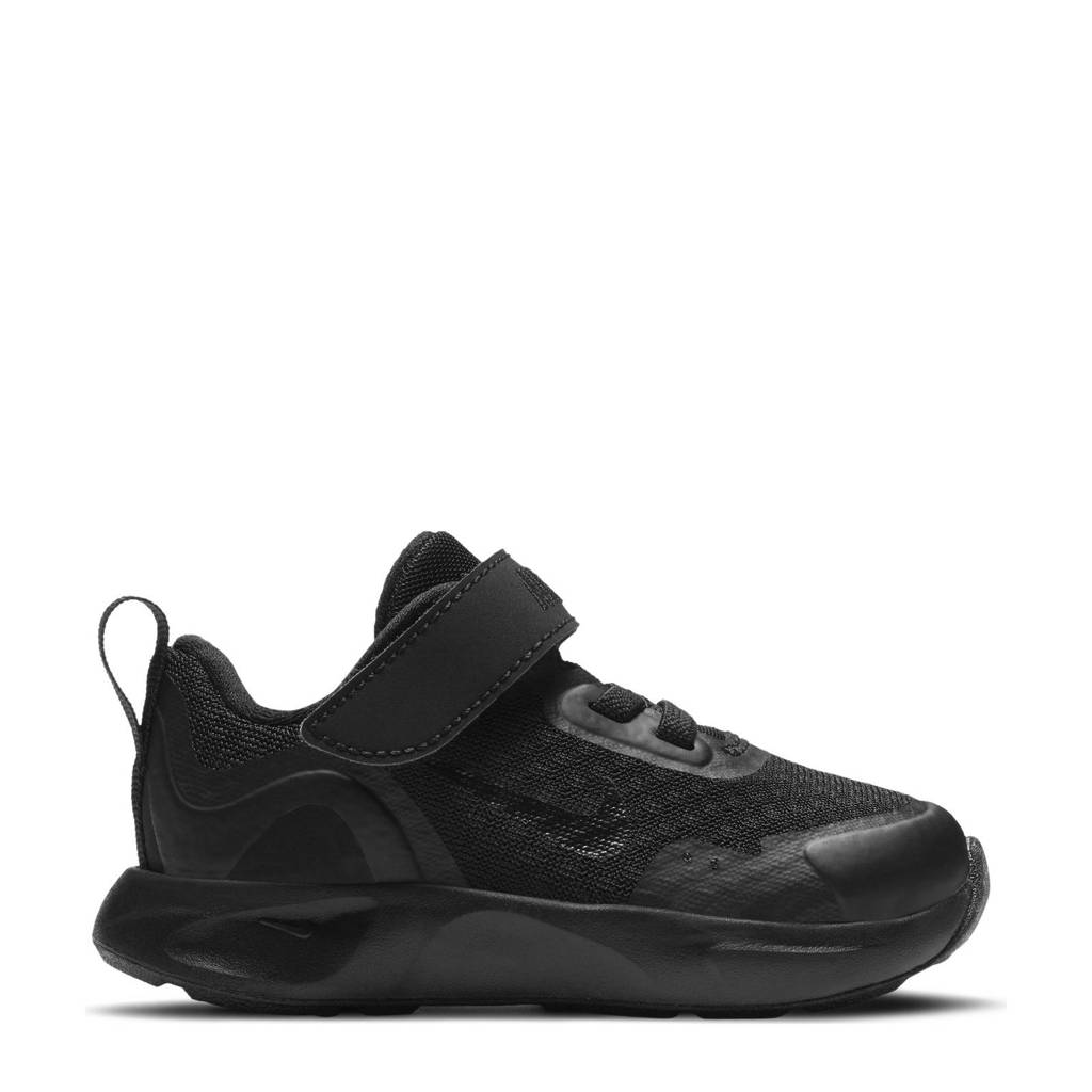 Nike Wearallday  sneakers zwart, Zwart