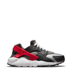 Huarache run  sneakers grijs/rood