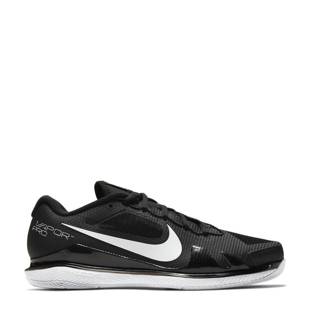 Nike Zoom Vapor  tennisschoenen zwart/wit, Zwart/wit
