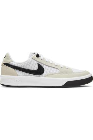 SB Adversary sneakers wit/zwart