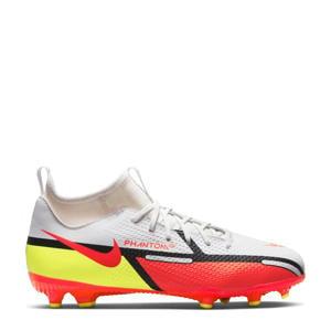 Phantom GT2 Academy FG/MG voetbalschoenen wit/rood/geel