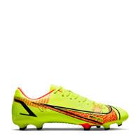 Nike Vapor 14 Academy FG/MG Sr. Voetbalschoenen felgeel/rood, Felgeel/rood