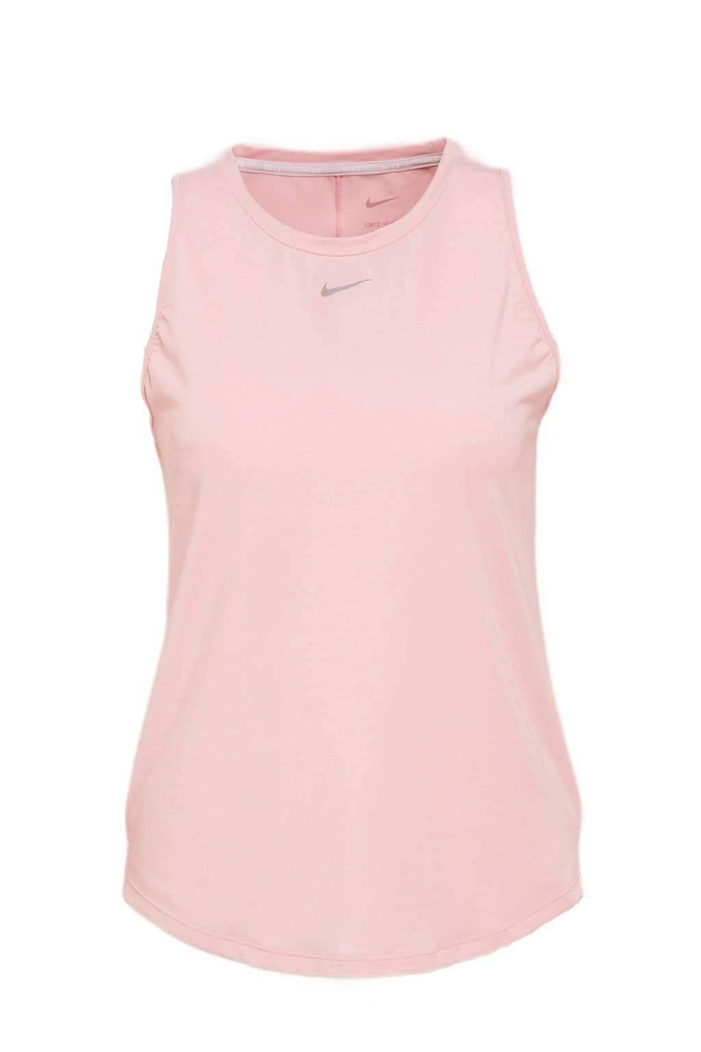 Nike sporttop roze, Roze
