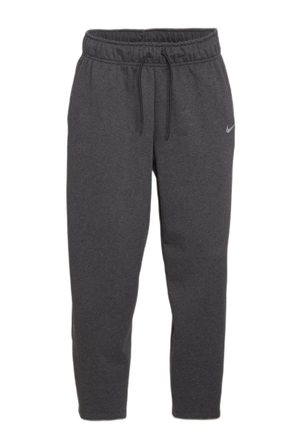 Nike joggingbroek zwart, Zwart melange