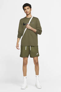 Nike short groen, Groen