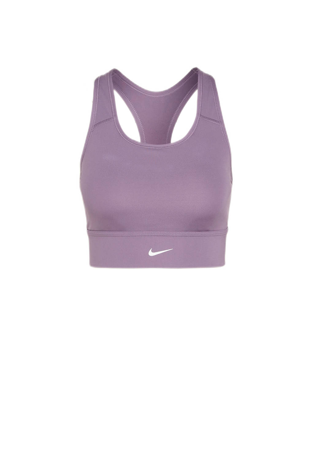 Nike level 3 sportbh paars, Paars