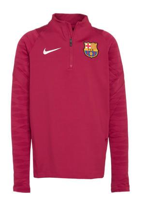 Junior FC Barcelona voetbalshirt rood