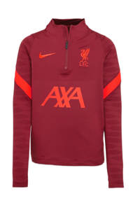 Nike Junior Liverpool FC voetbalshirt rood/oranje, Rood/oranje