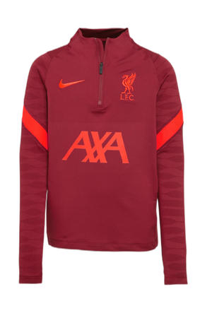 Junior Liverpool FC voetbalshirt rood/oranje