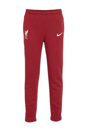 Junior Liverpool FC Liverpool FC voetbalbroek rood
