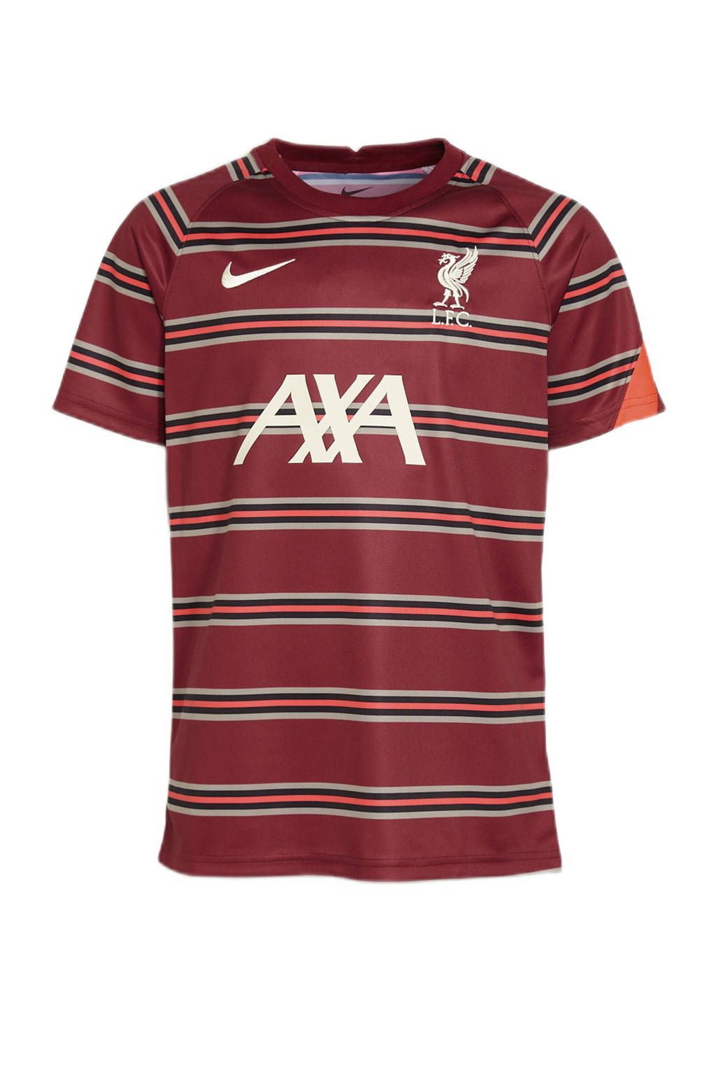 Nike Junior Liverpool FC voetbalshirt rood, Rood