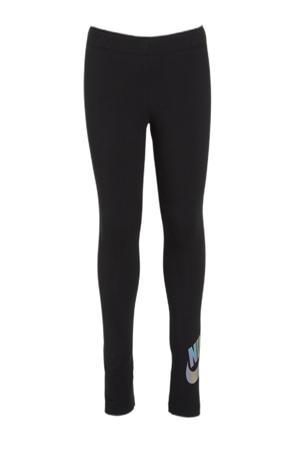 legging zwart/grijs