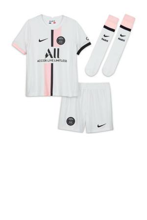 Junior Paris Saint Germain voetbalset wit