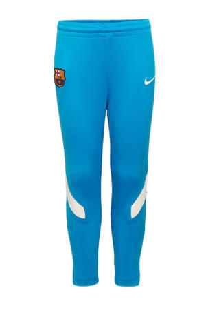 Junior FC Barcelona trainingspak donkerrood/blauw