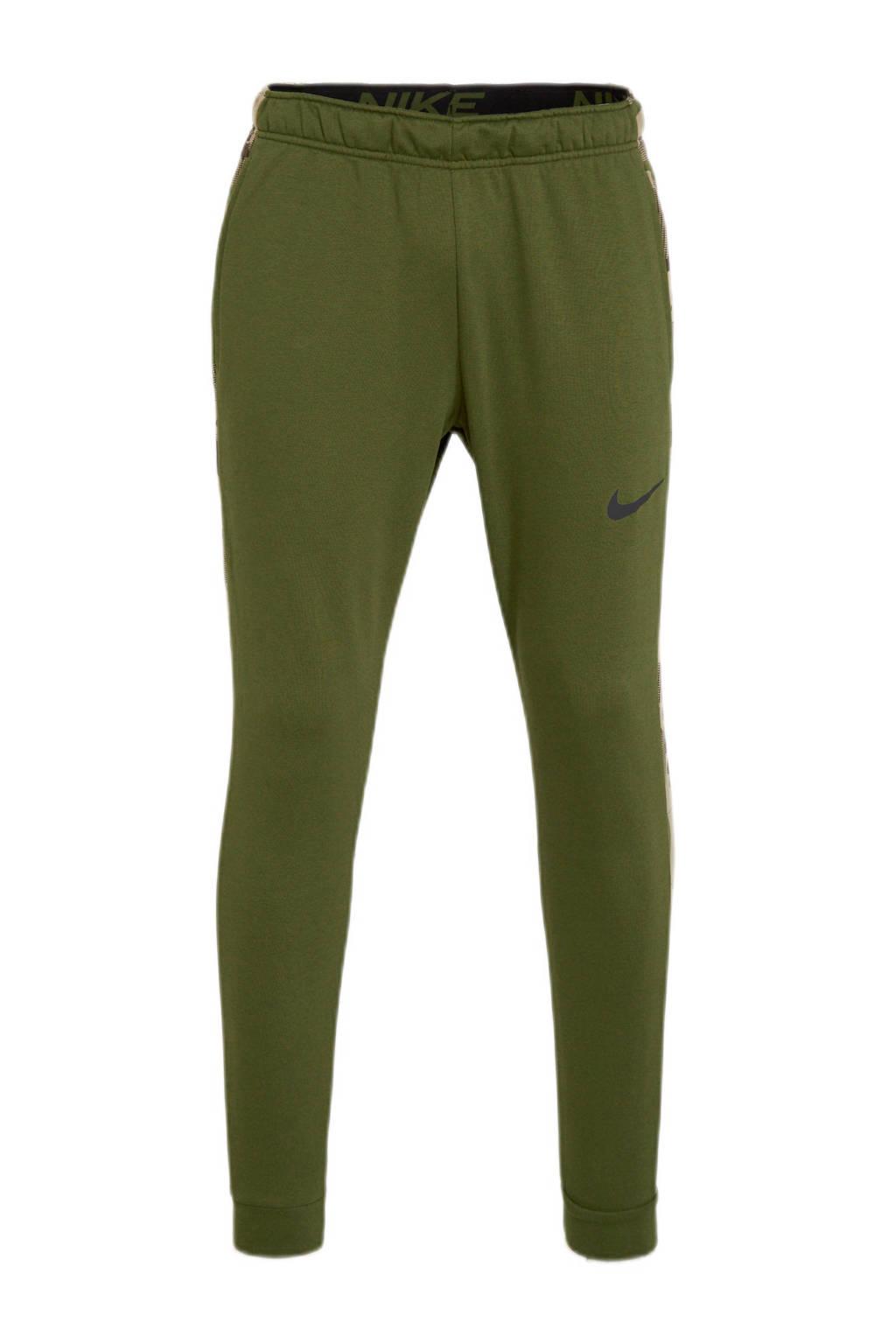 Nike   joggingbroek kaki, Kaki